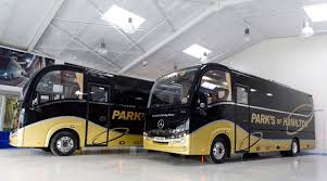 Park's of Hamilton Coaches